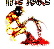 The Rake From Creepypasta by GrimDork