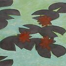 water lilies by federico cortese
