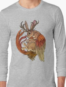 wolpertinger Long Sleeve T-Shirt