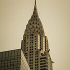 Chrysler Building by Jasper Smits