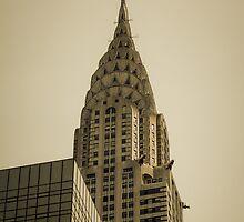 Chrysler Building by Jasper Smits