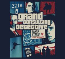 Grand Consulting Detective by Tom Trager