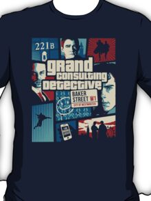 Grand Consulting Detective T-Shirt