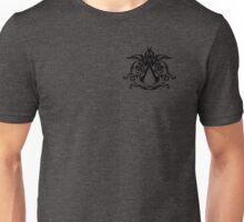 cool edited assasins creed logo  Unisex T-Shirt