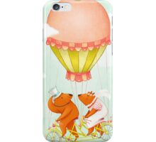 Newlyweds iPhone Case/Skin