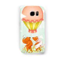 Newlyweds Samsung Galaxy Case/Skin