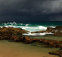 There's A Storm Out On The Ocean by Noel Elliot