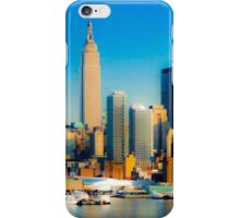 NYC Painting iPhone Case/Skin