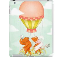 Newlyweds iPad Case/Skin