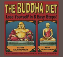 Buddha Diet by chrisagee