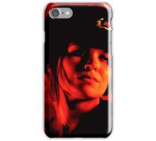 Attitude in Red iPhone Case/Skin