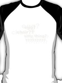 Egg Chair Sitty Thing? T-Shirt