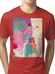 Fading Memories Tri-blend T-Shirt