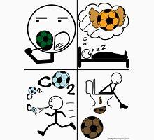 Eat Sleep Soccer Unisex T-Shirt