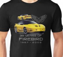 Pontiac Firebird Collector Edition Trans Am WS6 Unisex T-Shirt