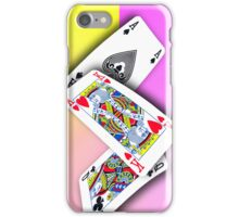 Smartphone Case - Ace King Queen - UV iPhone Case/Skin