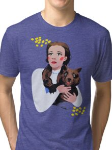 Dorothy and Toto Tri-blend T-Shirt