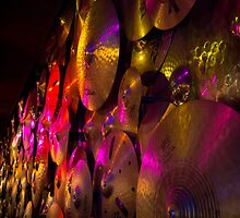 Hard Rock Cymbals  by Katherine Bogle