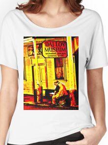 DAI LOY Museum - Street Artist Women's Relaxed Fit T-Shirt