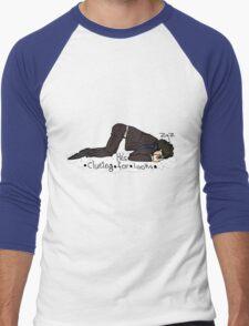 He's clueing for looks Men's Baseball ¾ T-Shirt