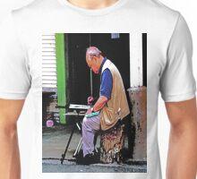 A Local view - Locke Artist  Unisex T-Shirt