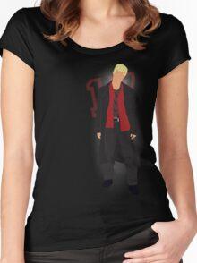 Hostile 17 Women's Fitted Scoop T-Shirt