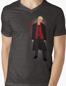 Hostile 17 Mens V-Neck T-Shirt
