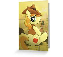 Gay for Braeburn Shirt (My Little Pony: Friendship is Magic) Greeting Card