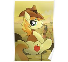 Gay for Braeburn Shirt (My Little Pony: Friendship is Magic) Poster
