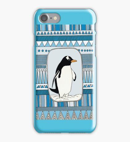 penguins are COOL phone case/ cards iPhone Case/Skin