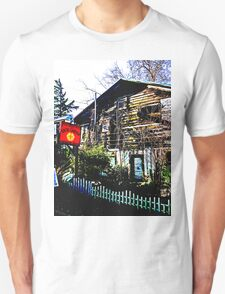 Locke Garden - Chinese Food Unisex T-Shirt