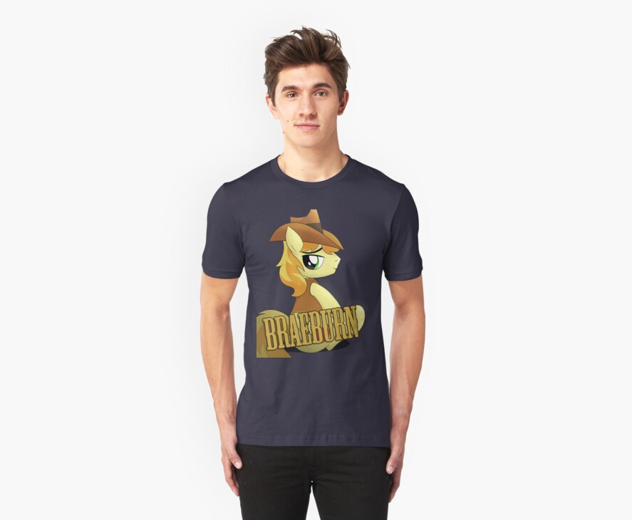 Braeburn Shirt (My Little Pony: Friendship is Magic) by broniesunite