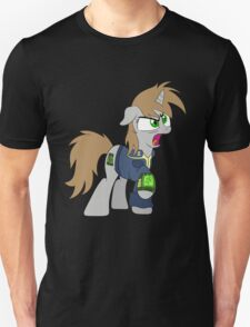 Angry Little Pip (Fallout: Equestria) T-Shirt