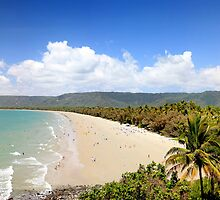 Four Mile Beach, Port Douglas Australia by James Hillier