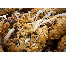 Oatmeal Raisin Photographic Print