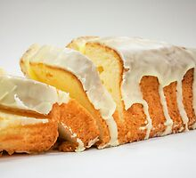 Lemon Pound Cake by Tara Brandau