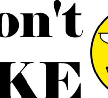 "Filthy Casual - ""I don't like"" gamer geek funny nerd Sticker"