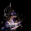 The Imprisoned Soul 2 / 3 by Darren Bailey LRPS