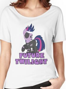 Future Twilight (My Little Pony: Friendship is Magic) Women's Relaxed Fit T-Shirt