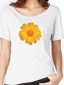Bright Flower Women's Relaxed Fit T-Shirt