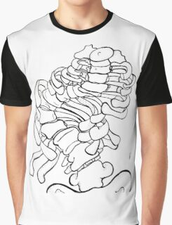 scoliosis Graphic T-Shirt