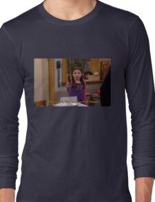 Oh my god, The Peruvian Puff Pepper Long Sleeve T-Shirt