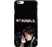 Three Cheers For Sweet Revenge iPhone Case/Skin