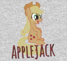 Applejack Shirt (My Little Pony: Friendship is Magic) One Piece - Short Sleeve