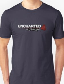 Uncharted 4 : A Thief's End T-Shirt