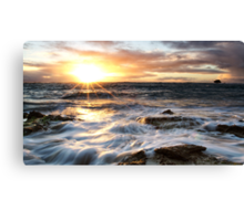 Point Peron Canvas Print