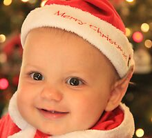 Baby Christmas Elf by CreativeImage