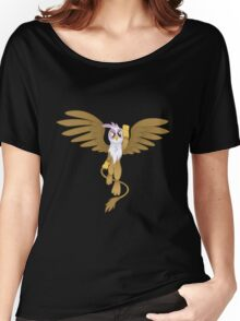 Gilda Shirt (My Little Pony: Friendship is Magic) Women's Relaxed Fit T-Shirt