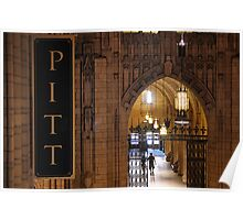 Cathedral of Learning Poster