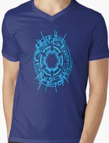 Vanguard Mens V-Neck T-Shirt